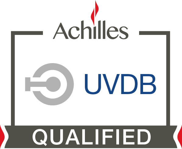 Achilles Qualified for all areas of our work